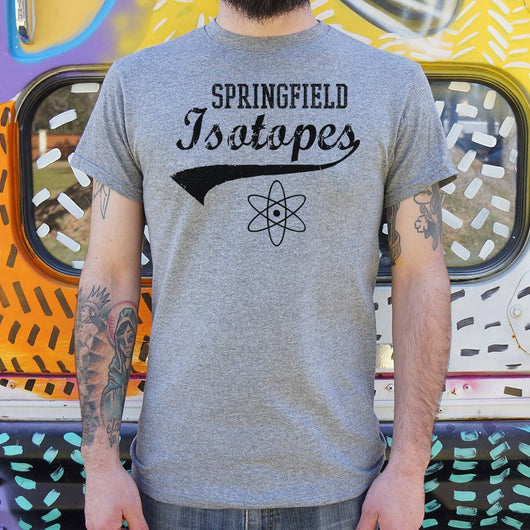 Springfield Isotopes T-Shirt (Mens)