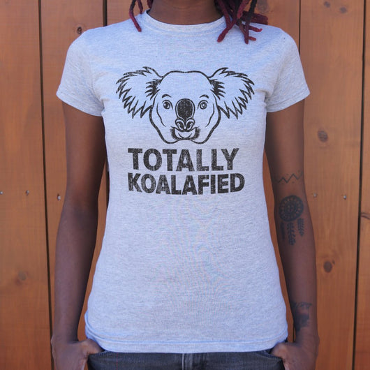 Totally Koalafied T-Shirt (Ladies)