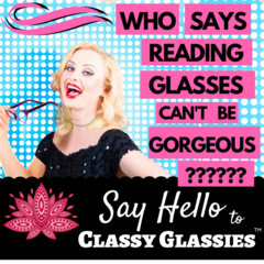 Reading Glasses Just Got Better!