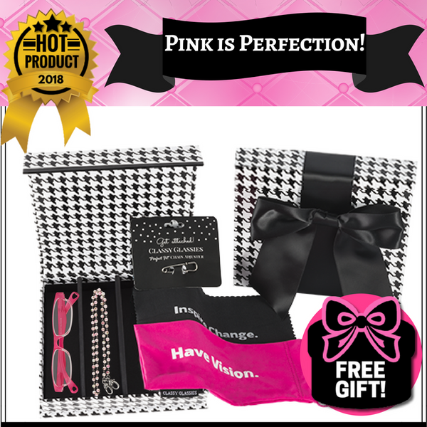 """Pink is Perfection!"" 6-Piece Set"
