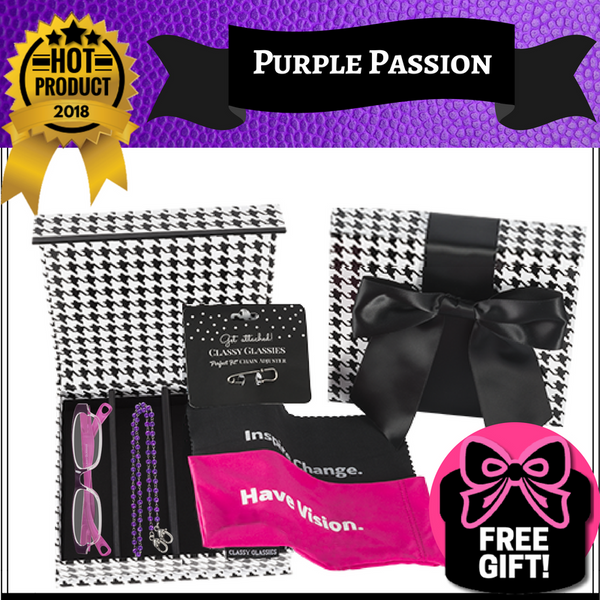 """Purple Passion"" 6-Piece Set"