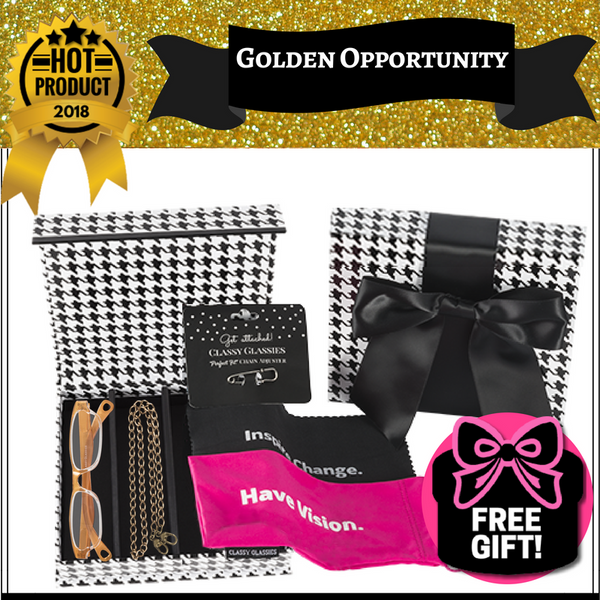 """Golden Opportunity"" 6-Piece Set"