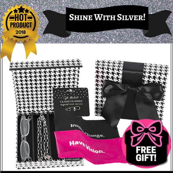 """Shine With Silver!"" 6-Piece Set"