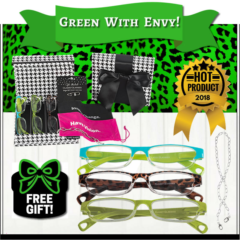 """Green With Envy!"""