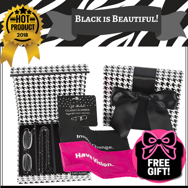 """Black is Beautiful!"" 6-Piece Set"