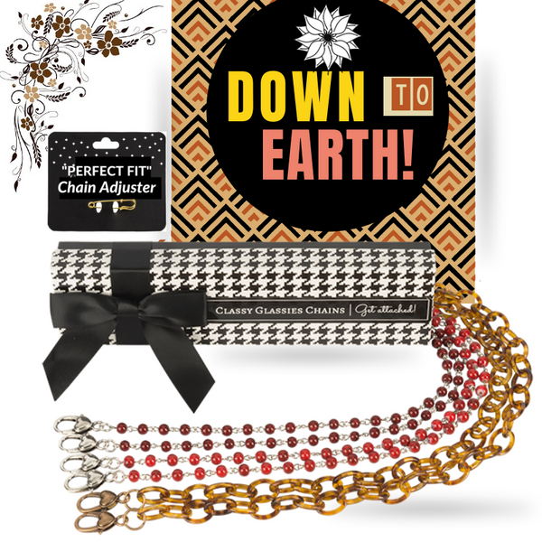 """Down To Earth"" Chain Set"