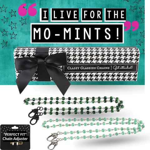 """I Live For The Mo-MINTS"" Chain Set"