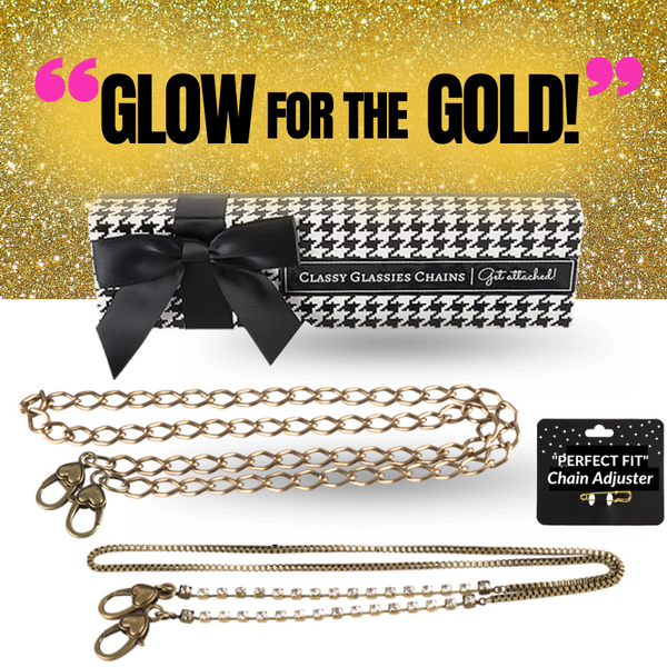 """Glow For The Gold!"" Chain Set"