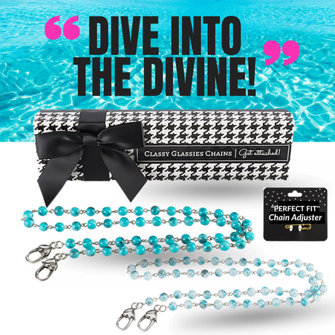 """Dive Into The Divine"" Chain Set"