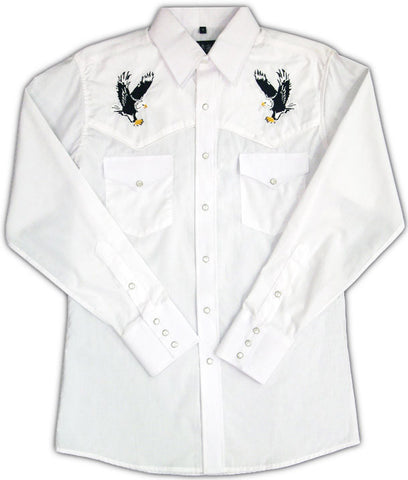 Mens Embroid Eagle,<br>111-1231X