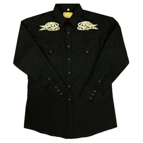 Mens Embroid Wings<br> 111-1812