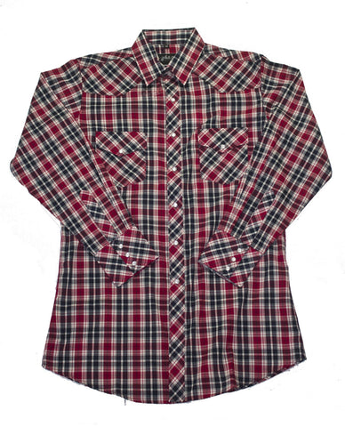 Mens Plaid, <br>131-1111X