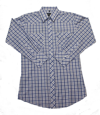Mens Plaid<br>131-1129X
