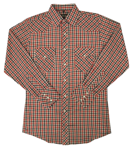 Mens Plaid<br> 131-1131