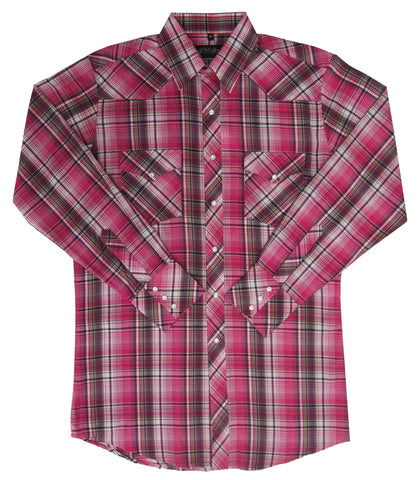 Mens Plaid<br>131-1136