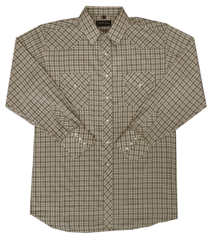 Mens Plaid<br> 131-1169