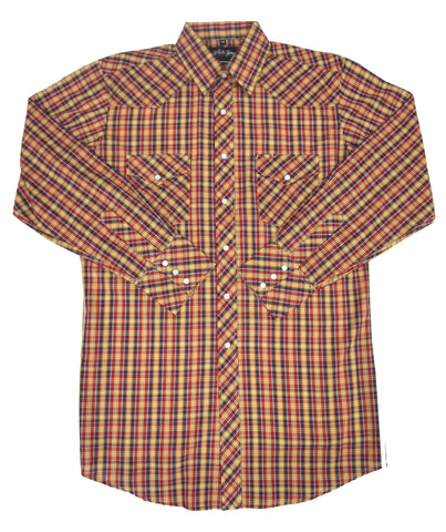 Mens Plaid <br>131-1172
