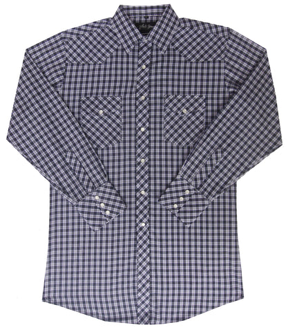 Mens Plaid<br>131-1176