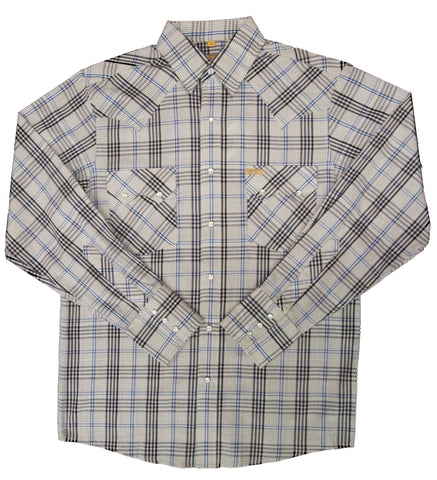 Mens Plaid<br>132-1801