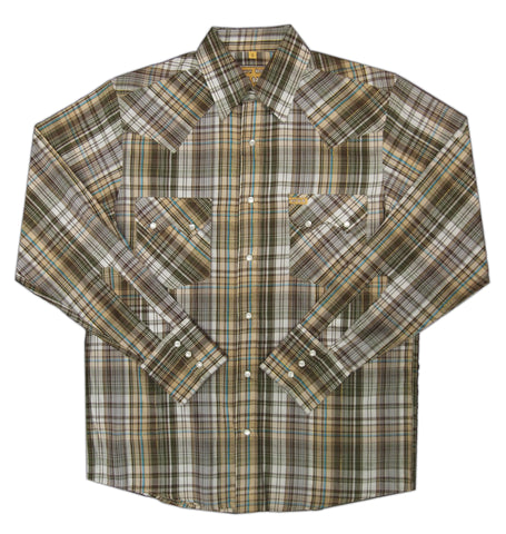Mens  Plaid <br>132-1803