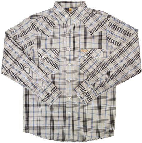 Mens Plaid <br>132-5801