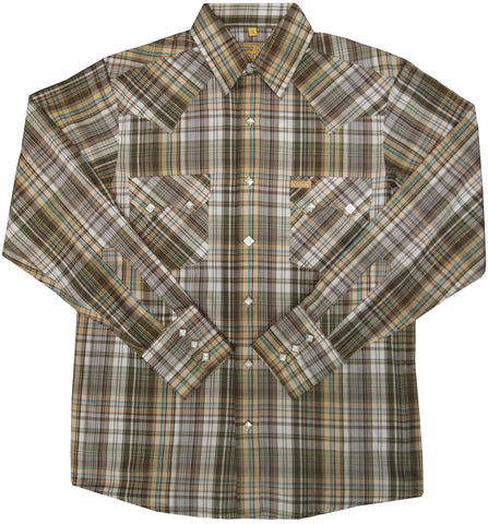 Mens Plaid<br>132-5803