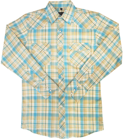 Mens Plaid<br>134-1112