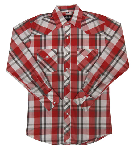 Mens Plaid <br>134-1132