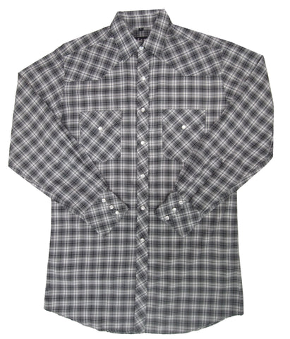 Mens Plaid<br>134-1136