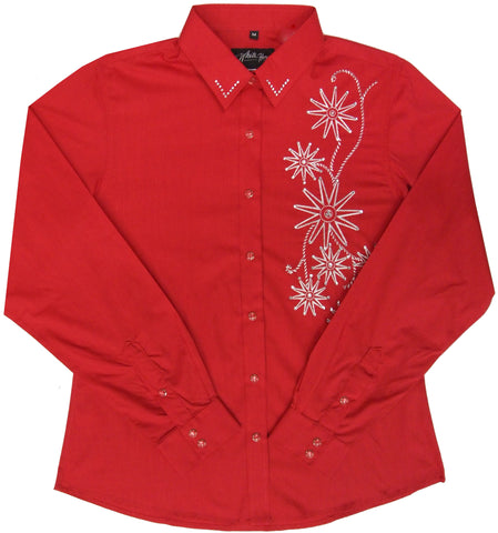 Ladies Embroid Rowell<br> 214-1403