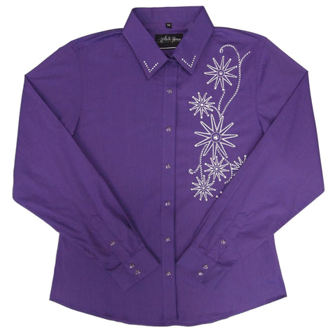 Ladies  Embroid Rowell <br> 214-1409