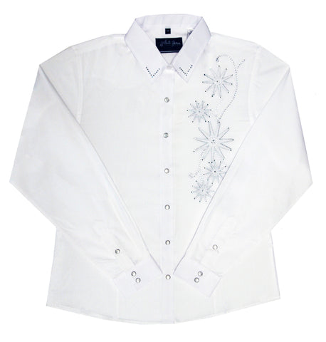 Ladies Embroid Rowell <br>214-1430