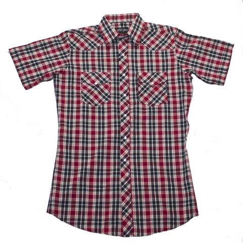 Mens  Plaid, <br>431-1111X