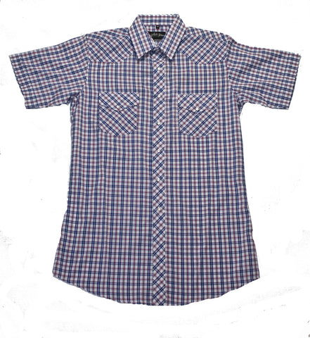 Mens Plaid, <br>431-1128X