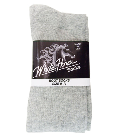 Western Boot Sock <br>9013G