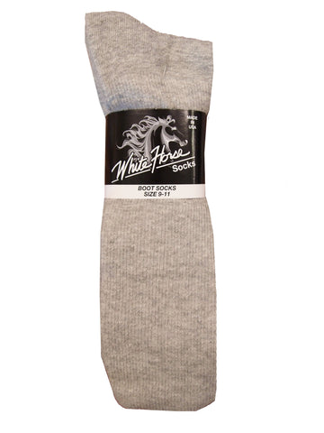Western Boot Sock 3-Pack <br> 9013G
