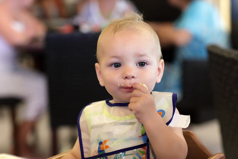 3 Tips for Dining Out with Baby