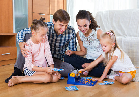 4 Family Night Ideas to Keep Your Busy Family Connected