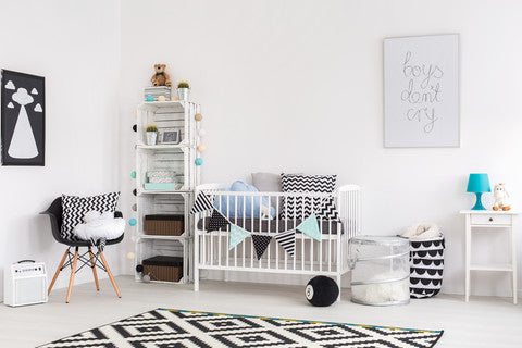 10 Ways To Customize Your Baby's Nursery