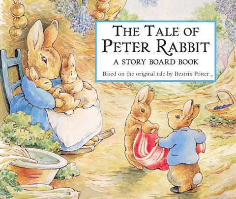 Tale of Peter Rabbit book for Easter gift