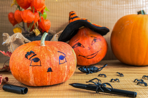 Halloween Kids Crafts Ideas