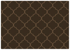 AVAILABLE ON AMAZON Espresso Brown Play Mat