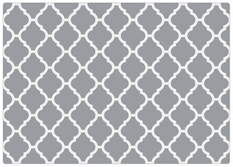 Grey Lattice Play Mat (Limited Edition)
