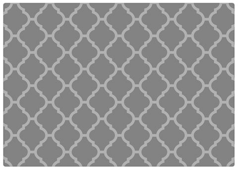 AVAILABLE IN MARCH Modern Lattice Play Mat