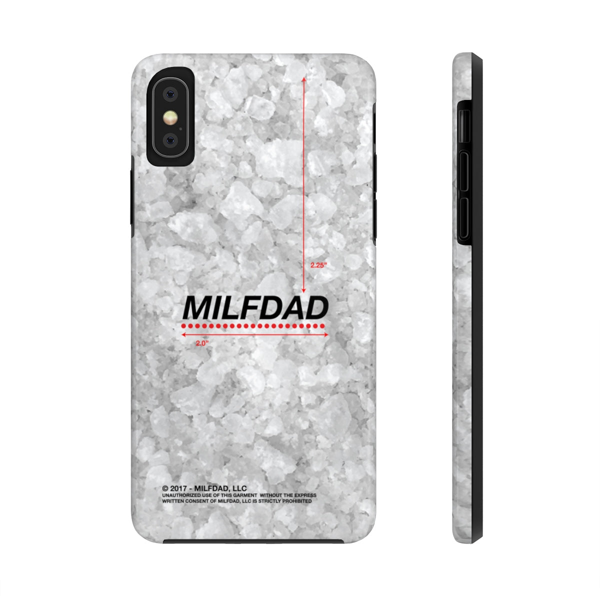 DIAGRAM PHONE CASE - SALT