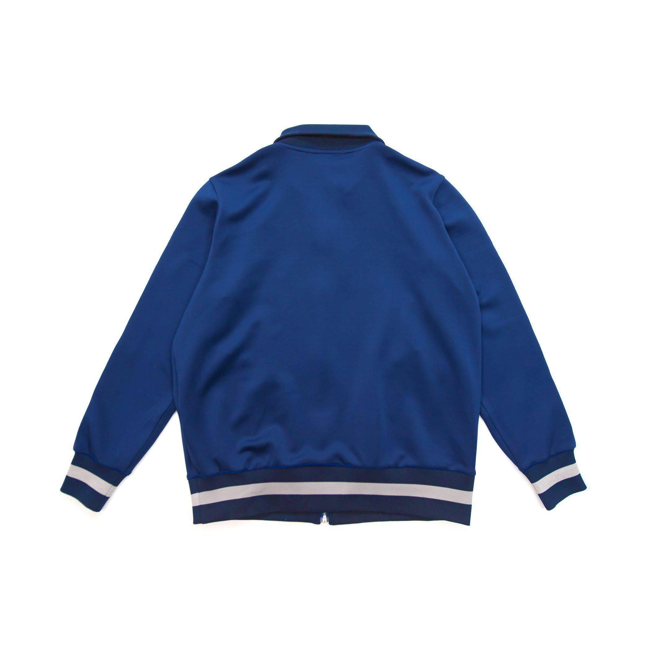 TRACK JACKET - DEEP BLUE-MILFDAD