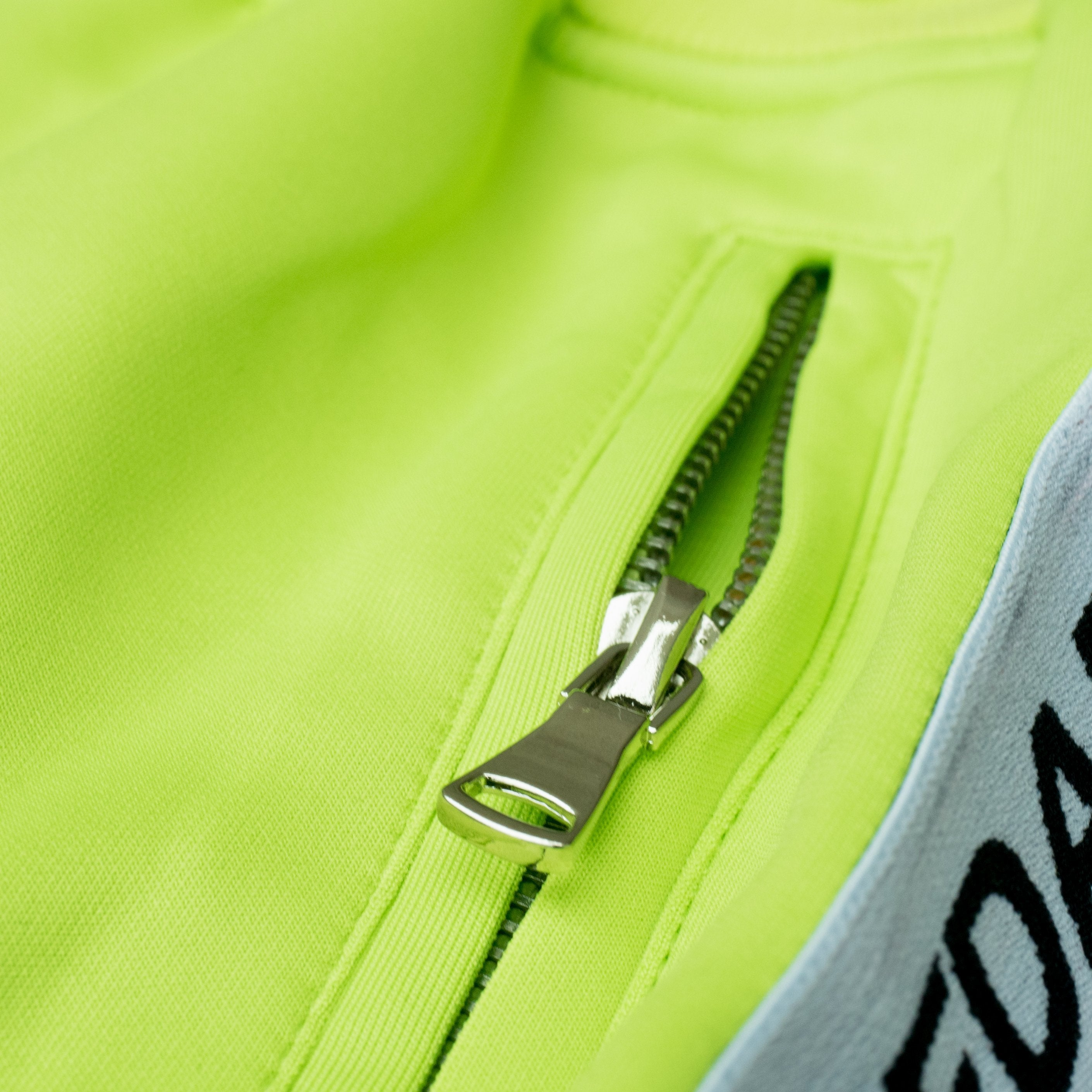 TRACK PANT - LIME GREEN