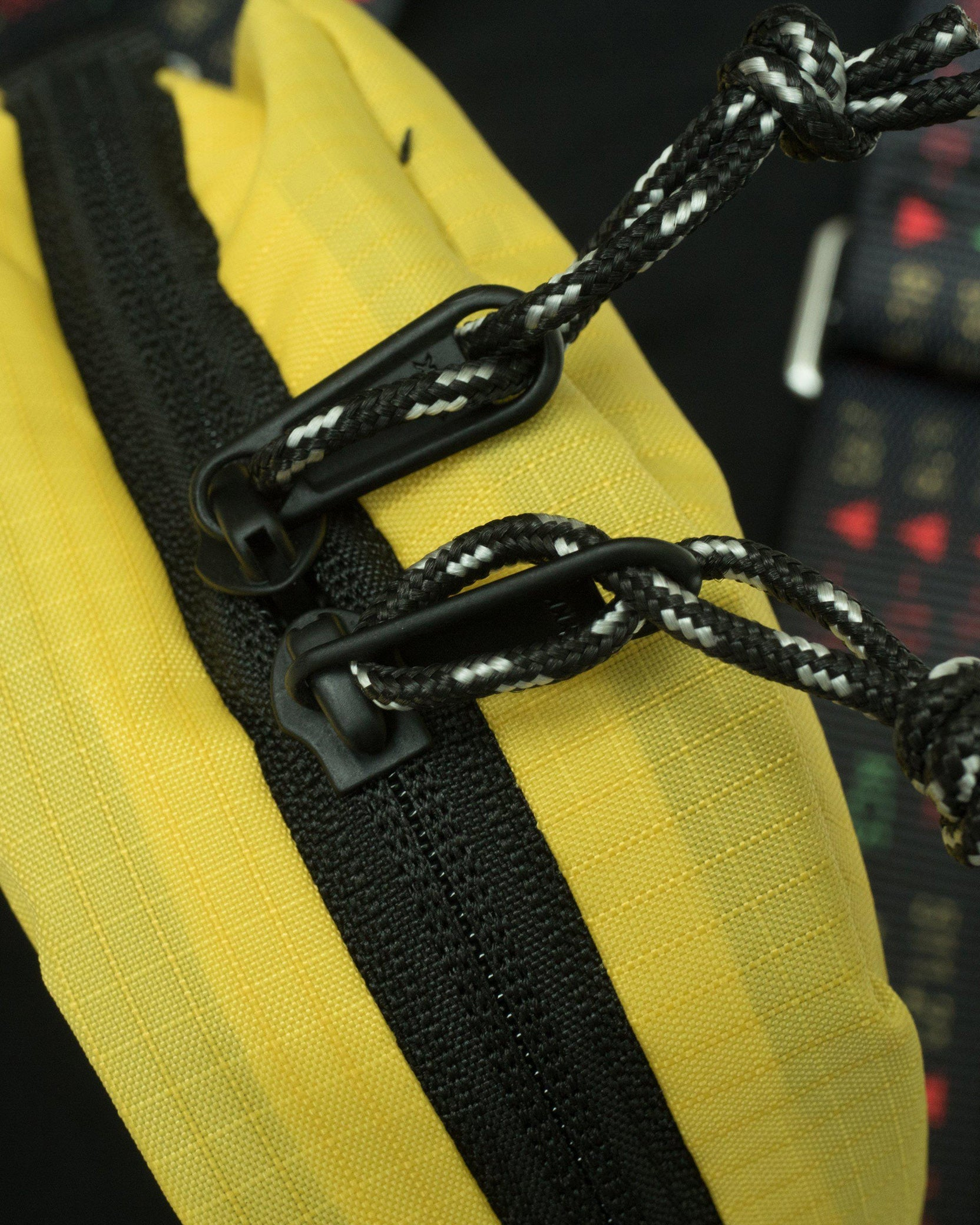 STOCK SHOULDER BAG - YELLOW