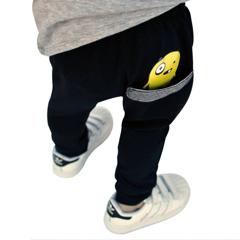 Hammer Pants - Black