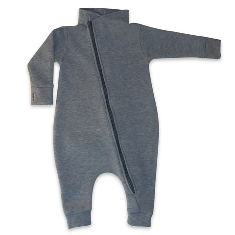 Maverick Romper - Dark Grey - LIMITED EDITION